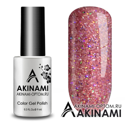 Гель-лак AKINAMI Color Gel Polish - Disco 01