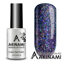 Гель-лак AKINAMI Color Gel Polish - Disco 05