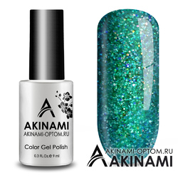Гель-лак AKINAMI Color Gel Polish - Disco 06