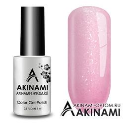 Гель-лак AKINAMI Color Gel Polish - Delicate Silk 07