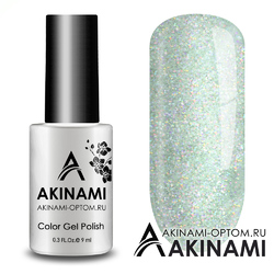Гель-лак AKINAMI Color Gel Polish - Star Glow 01