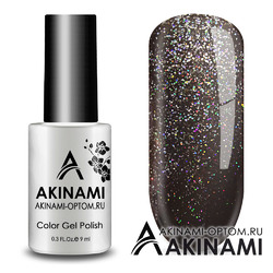 Гель-лак AKINAMI Color Gel Polish -  Fireworks 10