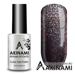 Гель-лак AKINAMI Color Gel Polish -  Fireworks 11