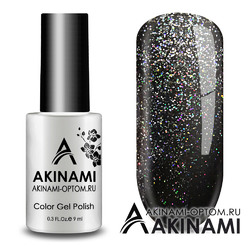 Гель-лак AKINAMI Color Gel Polish -  Fireworks 12