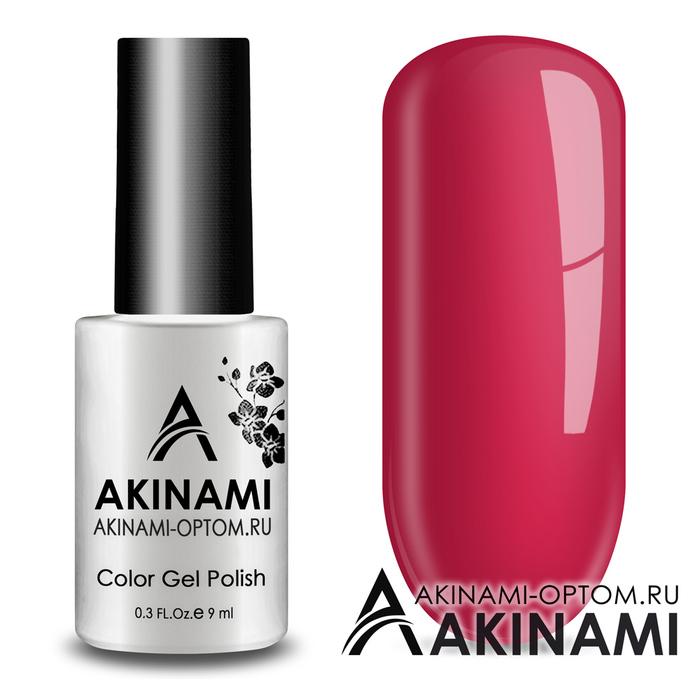 Гель-лак AKINAMI Color Gel Polish тон №143 Strawberry Jam