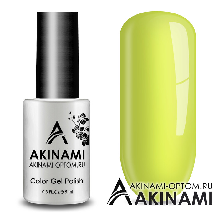 Гель-лак AKINAMI Color Gel Polish -  Exotic Fruit 01