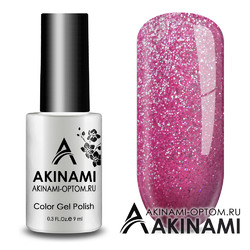 Гель-лак AKINAMI Color Gel Polish -  Fireworks 01