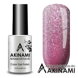 Гель-лак AKINAMI Color Gel Polish -  Fireworks 02