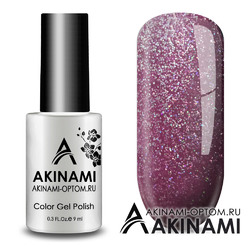 Гель-лак AKINAMI Color Gel Polish -  Fireworks 03