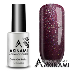 Гель-лак AKINAMI Color Gel Polish -  Fireworks 05
