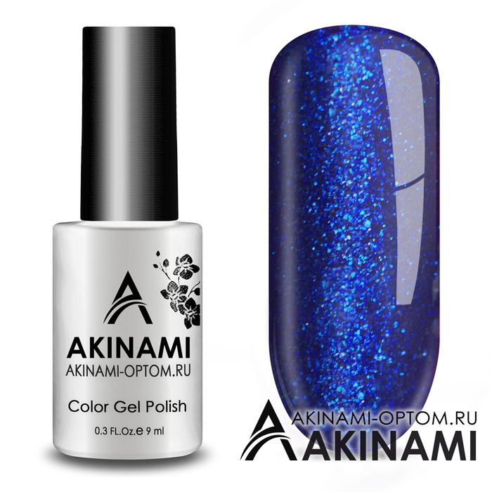 Гель-лак AKINAMI Color Gel Polish - Magic Dance 05