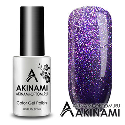 Гель-лак AKINAMI Color Gel Polish -  Fireworks 06
