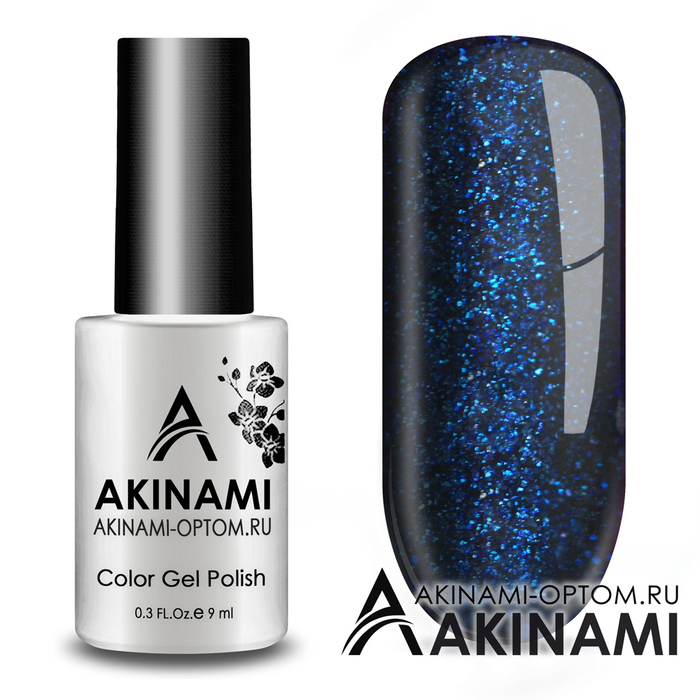 Гель-лак AKINAMI Color Gel Polish - Magic Dance 07