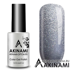 Гель-лак AKINAMI Color Gel Polish -  Fireworks 08