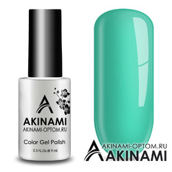 Гель-лак AKINAMI Color Gel Polish -  Zephyr 09