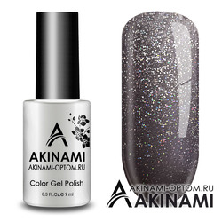 Гель-лак AKINAMI Color Gel Polish -  Fireworks 09