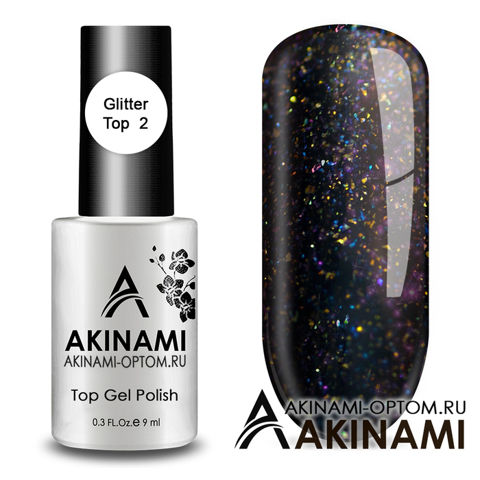Akinami Glitter  ТОП №2