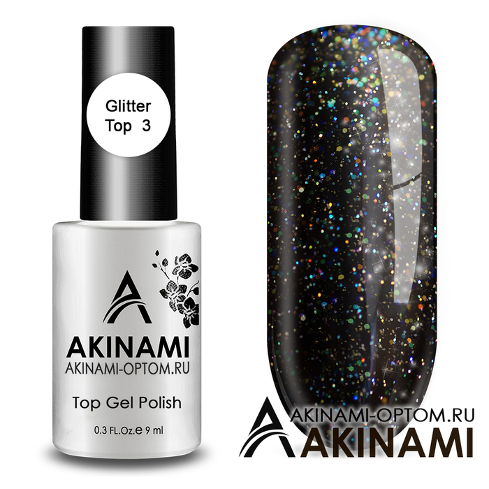 Akinami Glitter  ТОП №3
