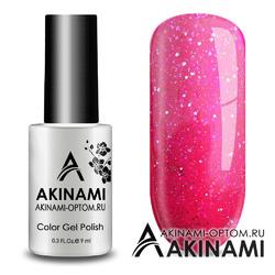 Гель-лак AKINAMI Color Gel Polish - Holiday 01