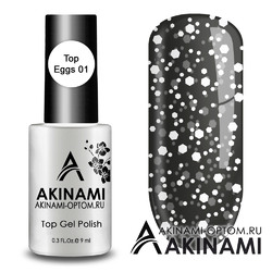 Akinami ТОП Eggs 01 Белый