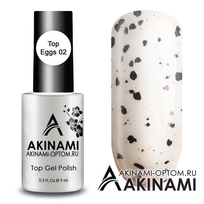 Akinami ТОП Eggs 02 Черный